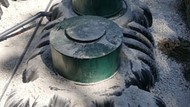 Commercial Septic Tank Cleaning in Essex County